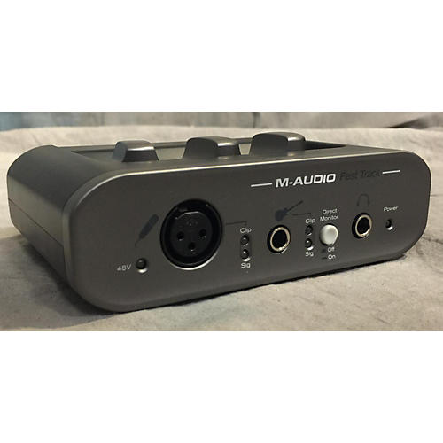 Avid Fast Track Solo Audio Interface