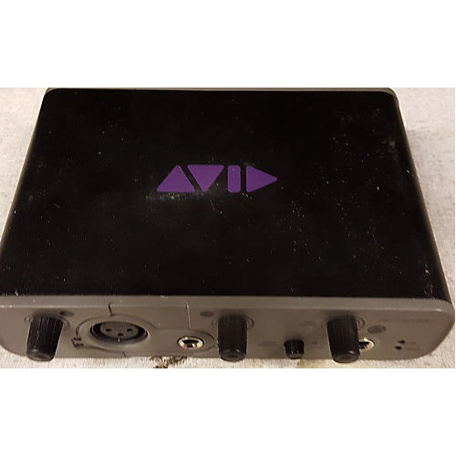 Avid Fast Track Solo Audio Interface-thumbnail