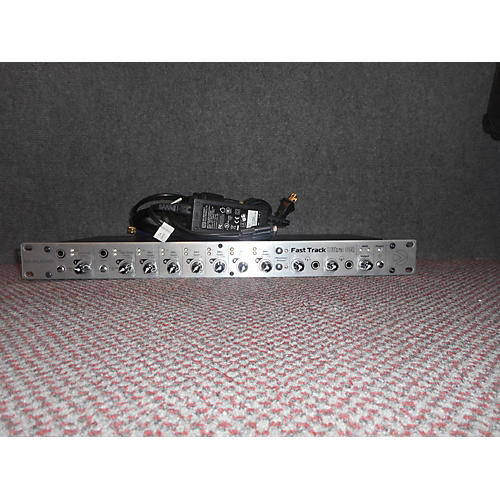used m audio fast track ultra 8r audio interface guitar center. Black Bedroom Furniture Sets. Home Design Ideas