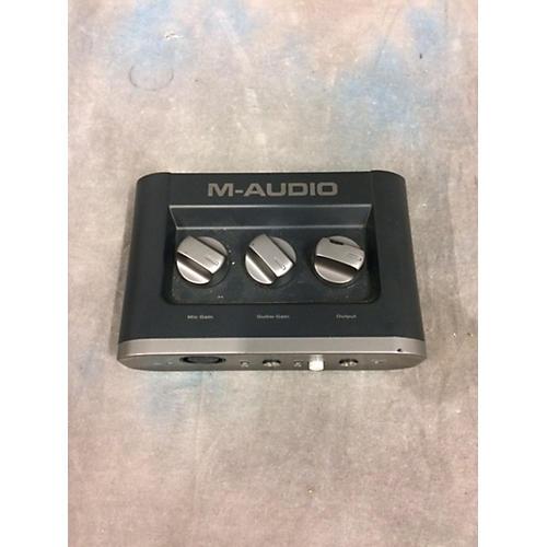 M-Audio Fast-track Audio Interface