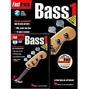 Hal Leonard FastTrack Bass Method Starter Pack - Includes Book/CD/DVD