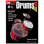 Hal Leonard FastTrack Drum Method 1 (Book/CD)