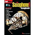 Hal Leonard FastTrack E Flat Alto Saxophone Songbook 1 Level 1 Book/CD-thumbnail
