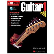 FastTrack Guitar Method Book 1 CD Package