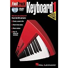Hal Leonard FastTrack Keyboard 1 ( DVD)