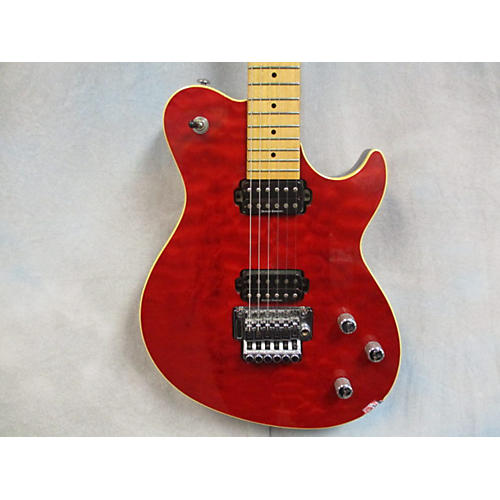 Samick Fastback Solid Body Electric Guitar-thumbnail