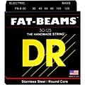 DR Strings Fat-Beams Stainless Steel Medium 6-String Bass Strings (30-125) thumbnail