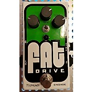 Pigtronix Fat Drive Effect Pedal