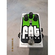 Fat Drive Tube Sound Overdrive Effect Pedal