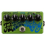 Zvex Fat Fuzz Factory Hand Painted Guitar Effects Pedal