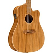 Cole Clark Fat Lady 2 Series Australian Eco Blackwood Dreadnought Acoustic-Electric Guitar