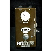 T-Rex Engineering Fat Shuga Boost With Reverb Effect Pedal
