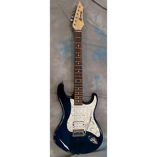 Brownsville Fat Strat Solid Body Electric Guitar-thumbnail
