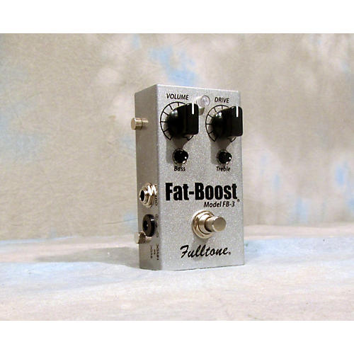 Fulltone Fat-boost Effect Pedal