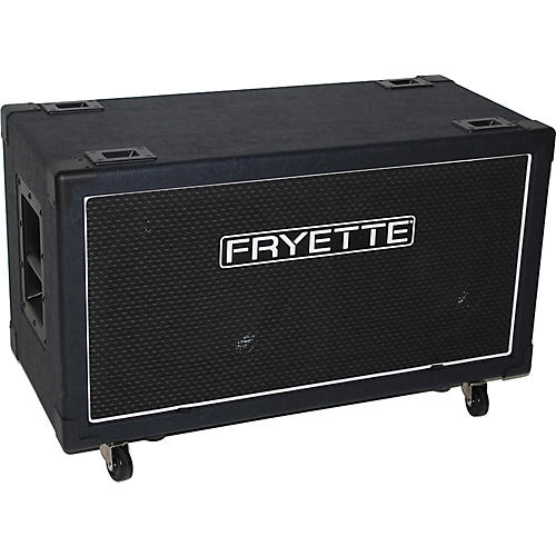 Fryette FatBottom FB212-P50E 100W 2x12 Low Profile Speaker Cabinet