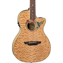 Luna Guitars Fauna Humminbird Acoustic-Electric Guitar