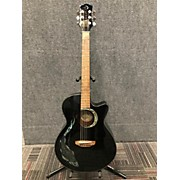 Luna Guitars Fauna Koi Acoustic Electric Guitar