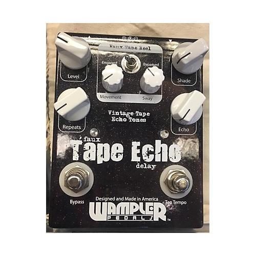 Wampler Faux Analog Echo Delay Effect Pedal-thumbnail