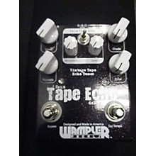 Wampler Faux Analog Echo Delay Effect Pedal
