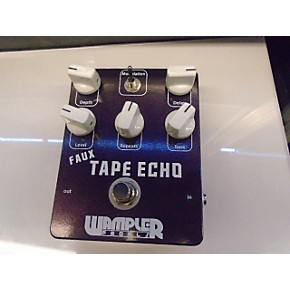 used wampler faux tape echo effect pedal guitar center. Black Bedroom Furniture Sets. Home Design Ideas