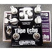 Faux Tape Echo Effect Pedal