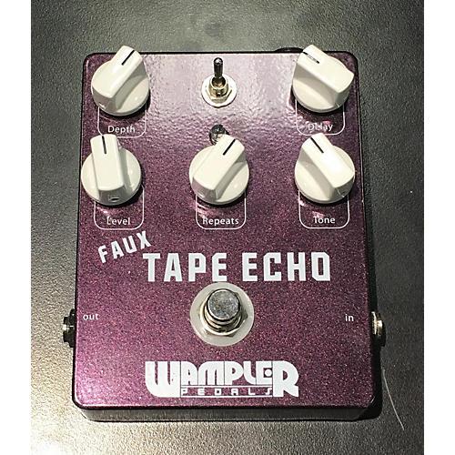 Wampler Faux Tape Echo Effect Pedal-thumbnail