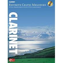 Hal Leonard Favorite Celtic Melodies For Clarinet Book/CD