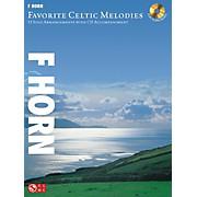 Hal Leonard Favorite Celtic Melodies For F Horn Book/CD