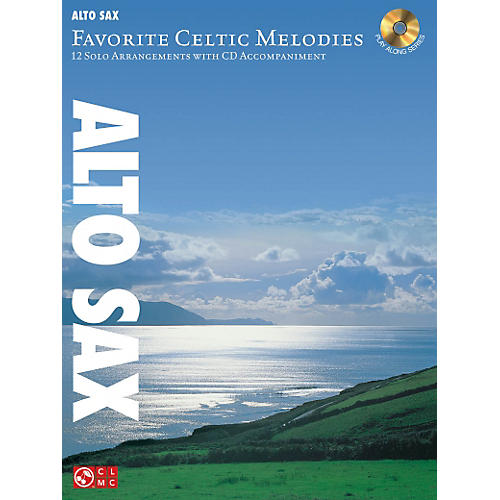 Hal Leonard Favorite Celtic Melodies Fro Alto Sax Book/CD-thumbnail