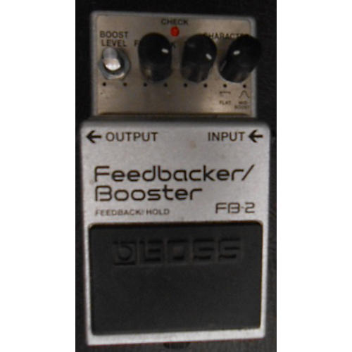 Boss Fb-2 Effect Pedal