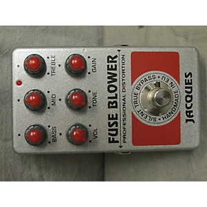 Pre-owned Jacques Fb 2 Effect Pedal by Jacques