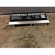 Behringer Fbq1000 Feedback Suppressor