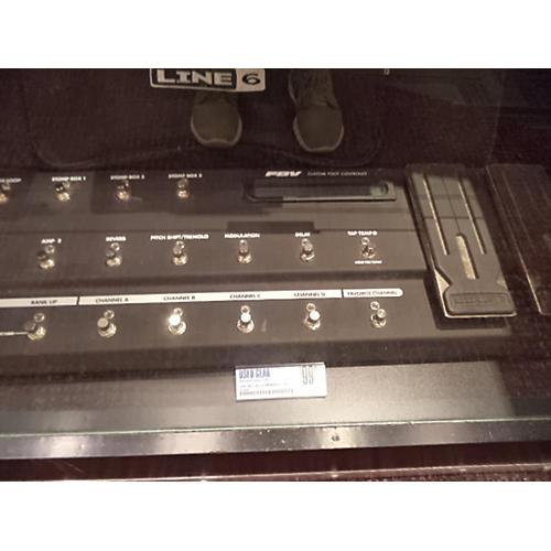 Line 6 Fbv Custom MIDI Foot Controller