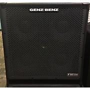 Genz Benz Fcs410t Bass Cabinet
