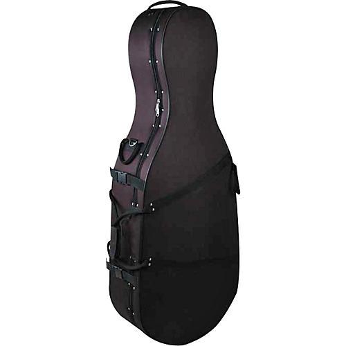 Bellafina Featherweight Cello Case Black 4/4 Size