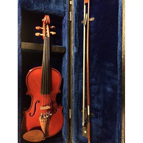 Cremona Fecit Anno Domini 1995 Acoustic Violin-thumbnail