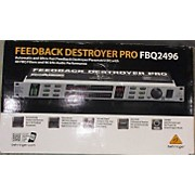 Behringer Feedback Destroyer Pro FBQ2496 Feedback Suppressor