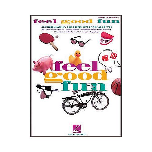Hal Leonard Feel Good Fun Piano, Vocal, Guitar Songbook-thumbnail