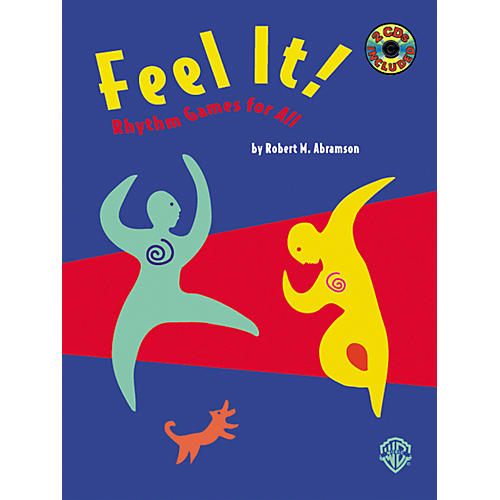 Alfred Feel It! Rhythm Games for All Book/CD-thumbnail