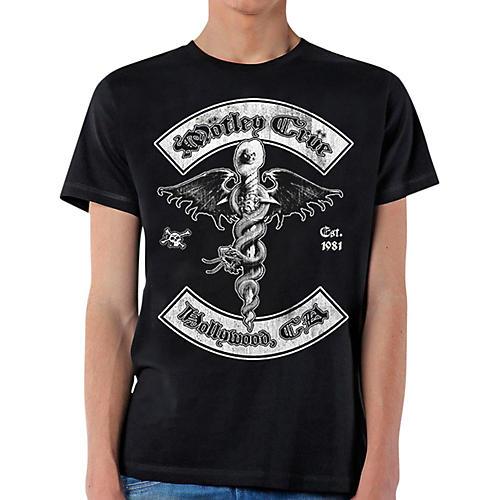 Motley Crue Feelgood Hollywood T-Shirt-thumbnail