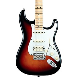 Fender American Standard Stratocaster HSS Electric Guitar with Maple Fretboard