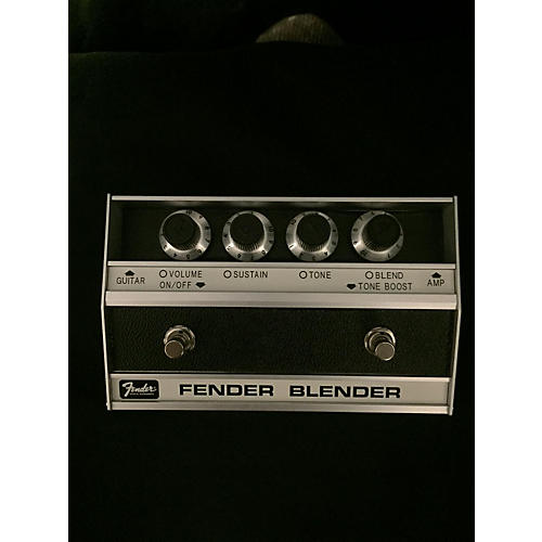 Fender Fender Bender Effect Pedal