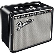 Fender Black Tolex Metal Lunch Box (Blackface)