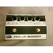 Fender Fender Blender Effect Pedal