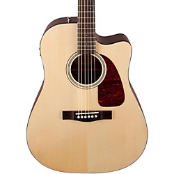 Fender CD140SCE Acoustic-Electric Guitar (0961514021)