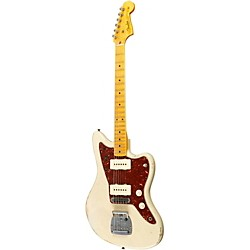 Fender Custom Shop '50s Jazzmaster Relic Electric Guitar Master Built by Dale Wilson (9211000895)