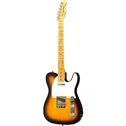 Fender Custom Shop 1957 Telecaster Relic Ash Electric Guitar Masterbuilt by Dale Wilson (9211000838)