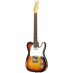 Fender Custom Shop 1959 Telecaster Custom Relic Electric Guitar Masterbuilt by Dale Wilson (9211000816)