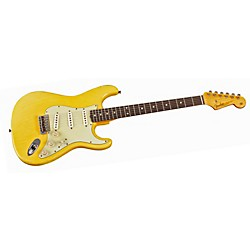 Fender Custom Shop 1961 Stratocaster Relic Ash Electric Guitar Master Built by Dale Wilson (9211000834)