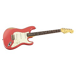 Fender Custom Shop 1961 Stratocaster Relic Electric Guitar Master Built by Dale Wilson (9211000821)